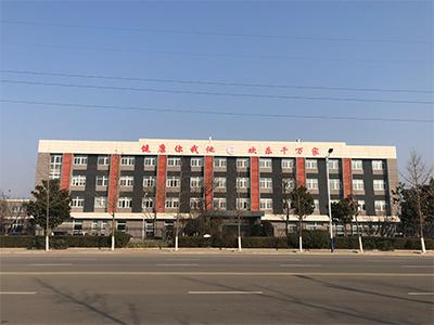 哇哈哈徐州生产基地